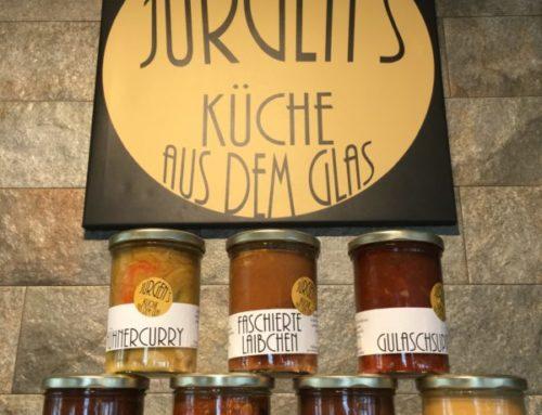 Herbstzeit ist Suppenzeit! Jürgen's Küche aus dem Glas!